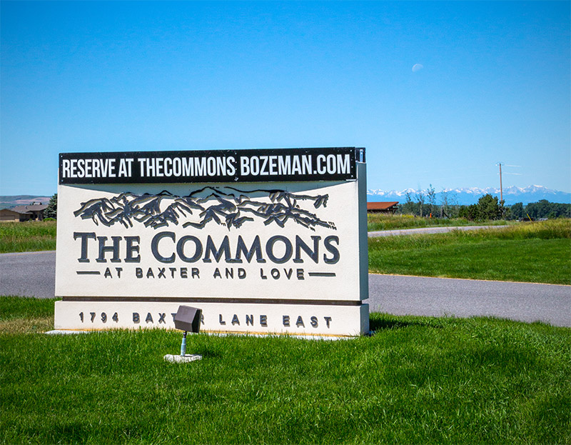 The Commons at Baxter and Love
